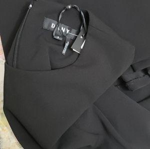 DKNY Dresses - DKNY Sleeveless Flare Dress